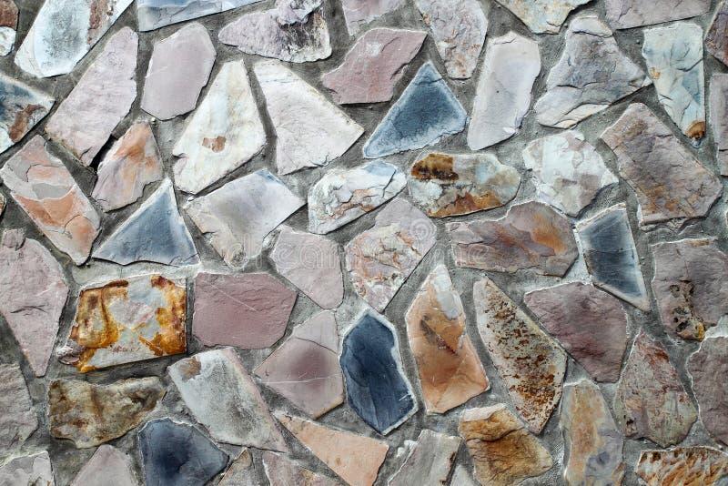 Download Masonry Wall With Irregular Shaped Stones Stock Image - Image: 23880307