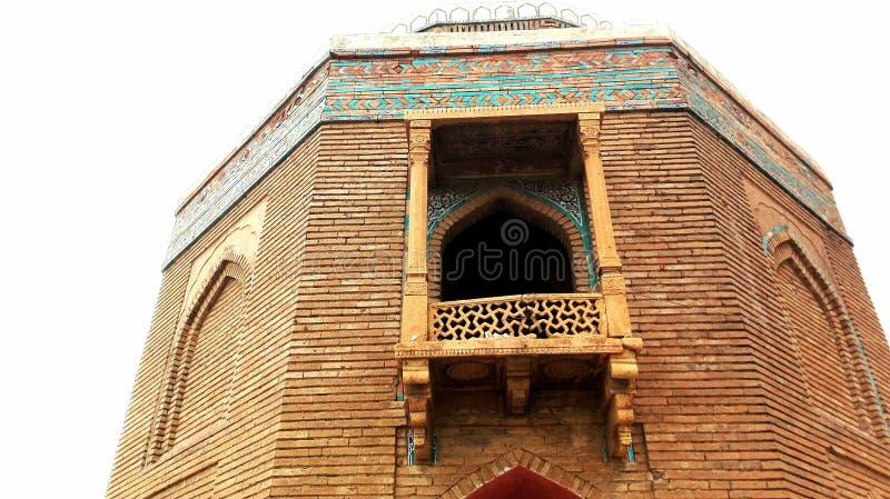 Masoom Shah Minar images libres de droits