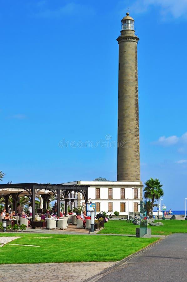 Maspalomas, Gran Canaria, Spanje stock fotografie