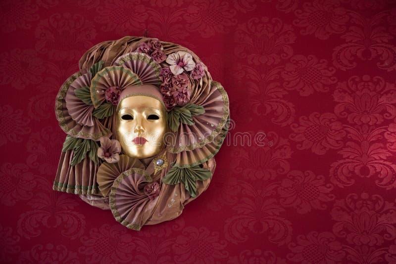 Masque à Venise photo libre de droits