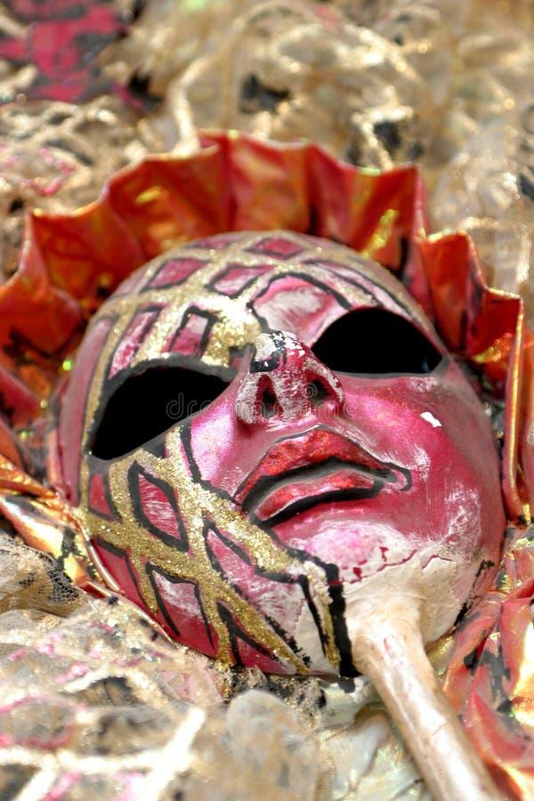 masque royaltyfri bild