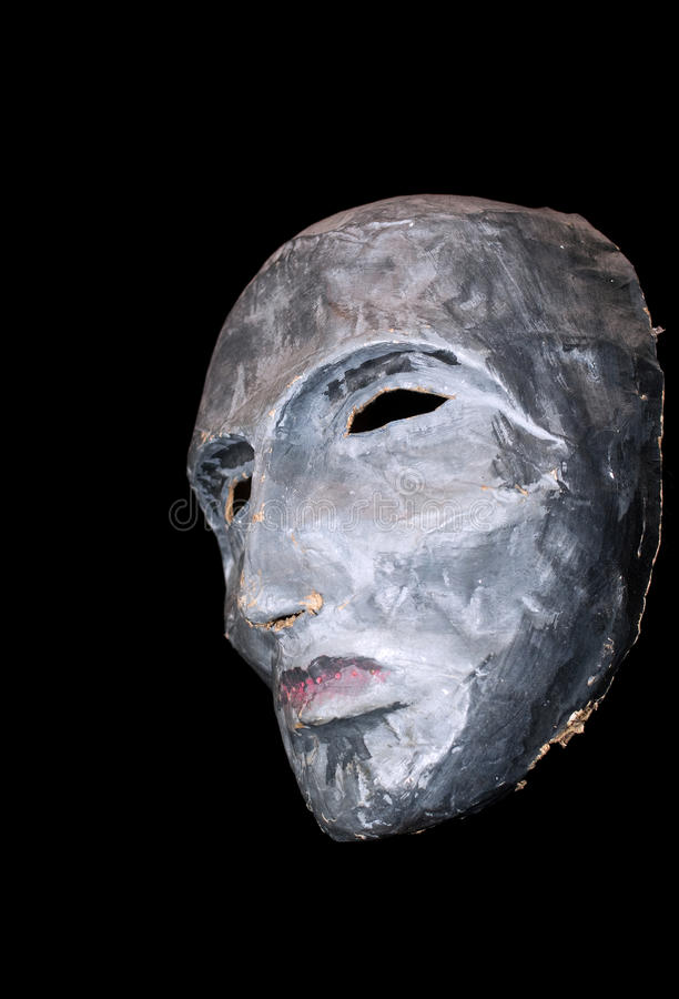 Masque photo libre de droits