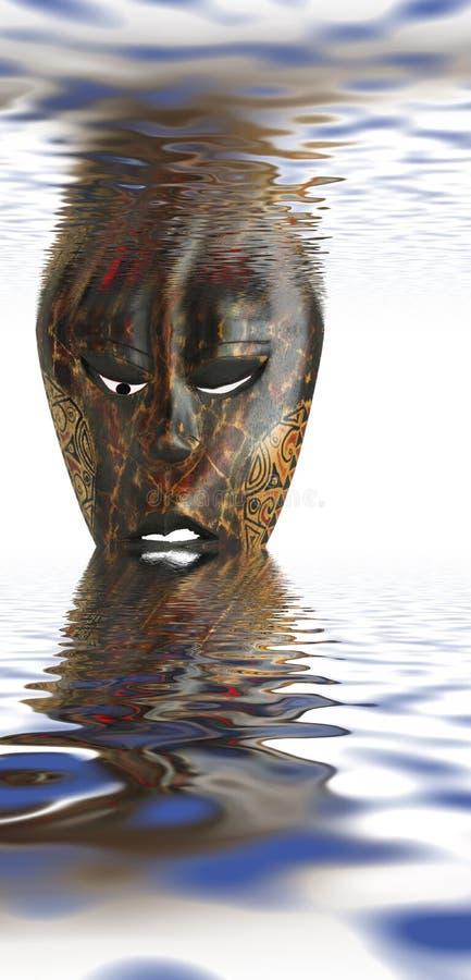 Masque africain photos libres de droits