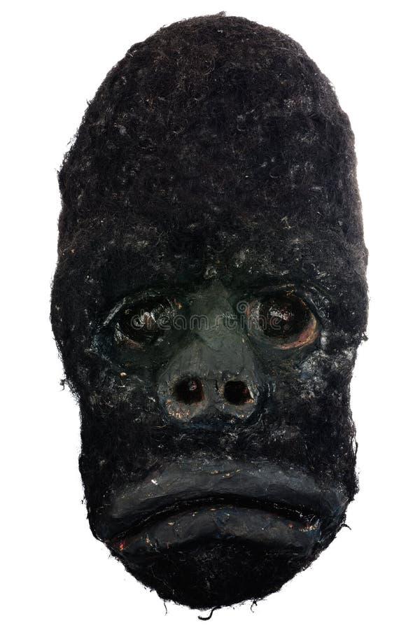 masque africain gorille