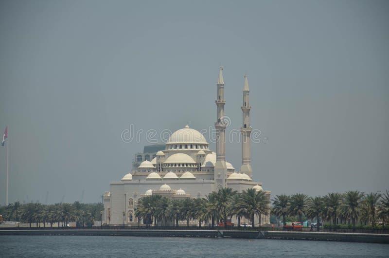 Masque av Sharjah!!! arkivbild