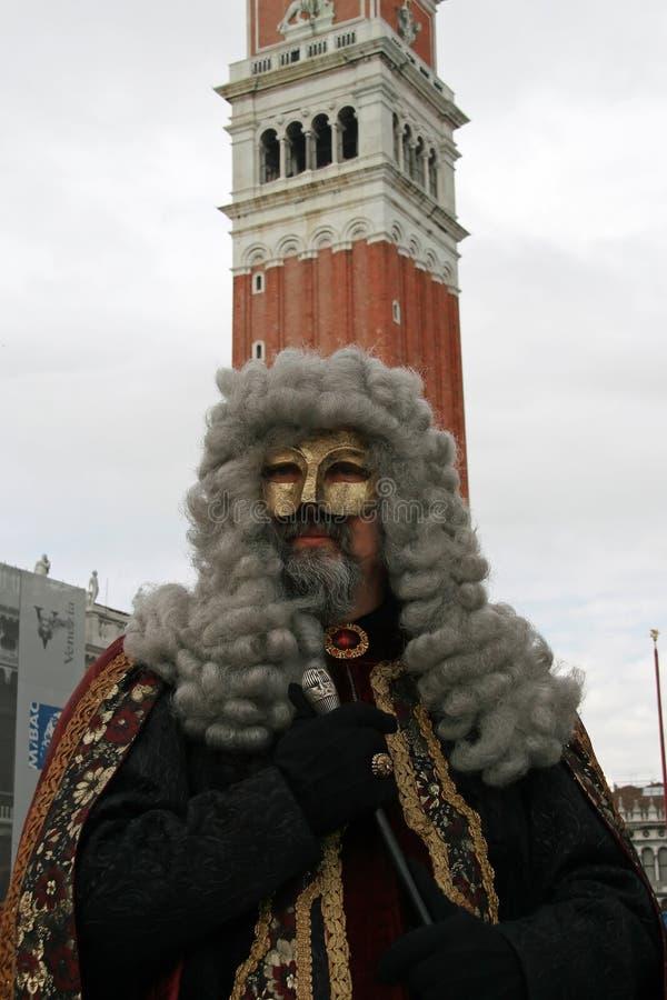 Masque - carnaval - Venise image stock