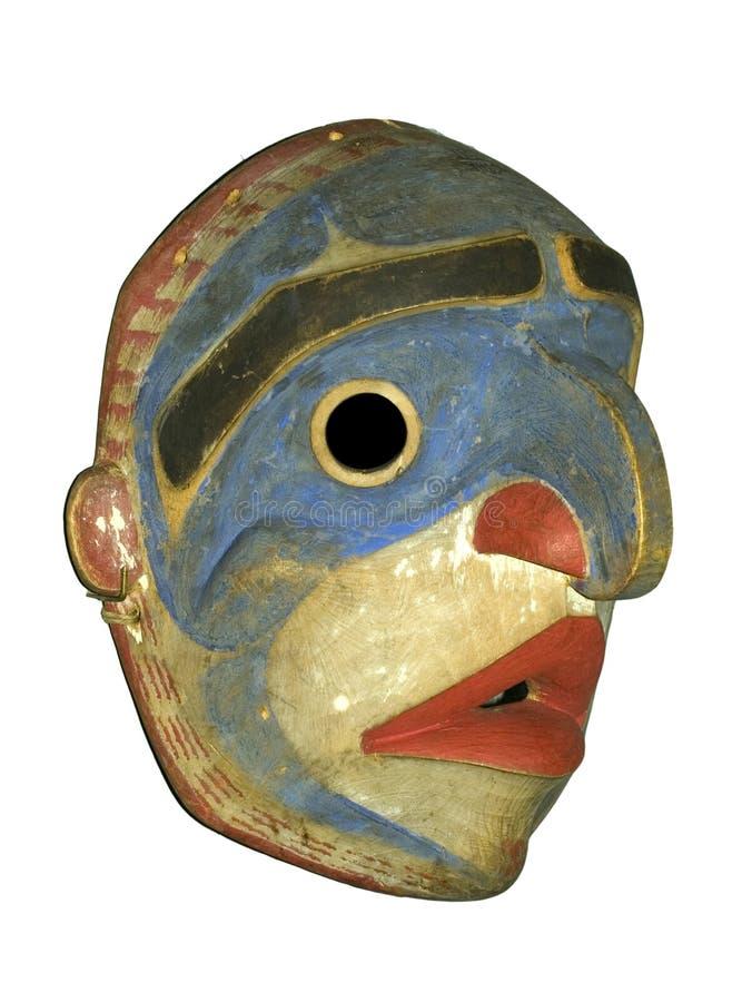 Masque coloré photographie stock libre de droits
