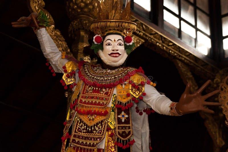 Masque coloré de Bali photos stock