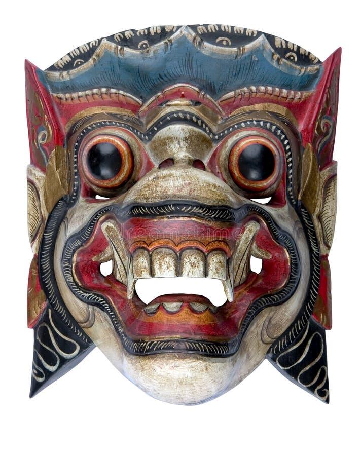 Masque de Balinese photographie stock libre de droits