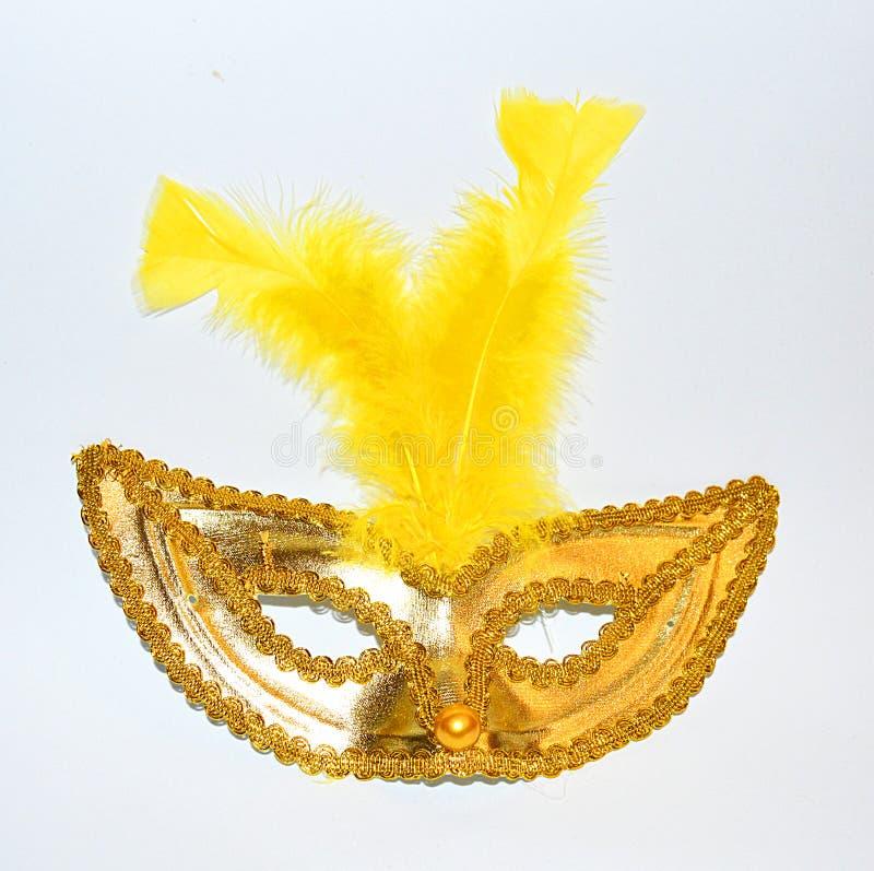 Masque de carnaval photographie stock
