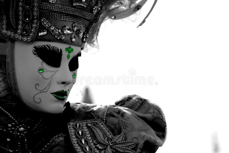 Masque de carnaval photo stock