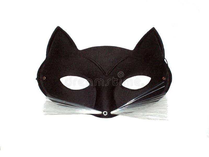 Masque de chat photos libres de droits