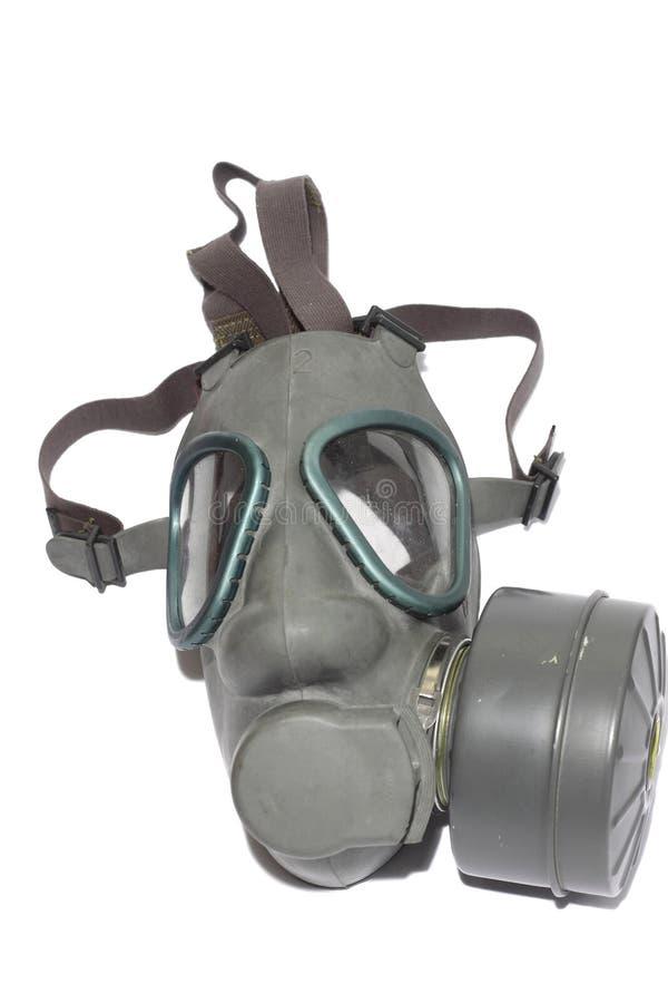Masque de gaz A photo libre de droits