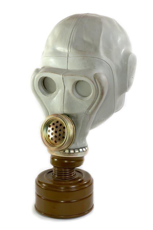 Masque de gaz photo libre de droits
