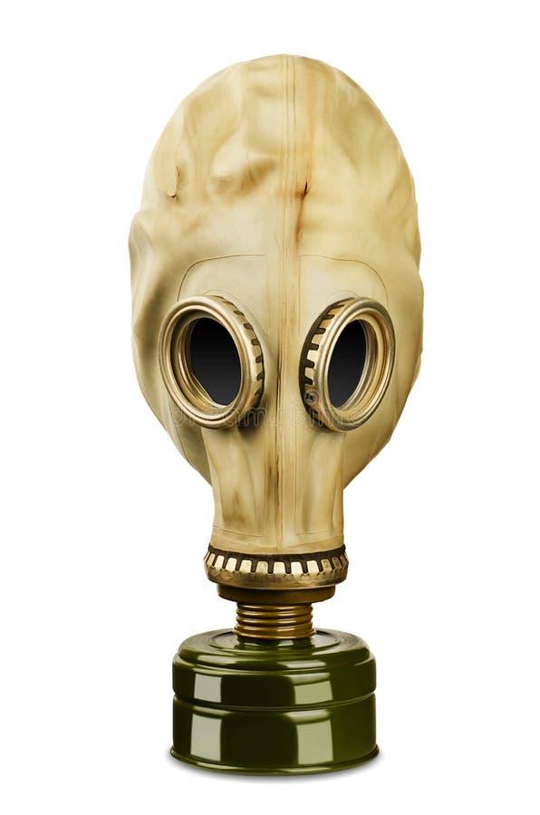 Masque de gaz soviétique image libre de droits