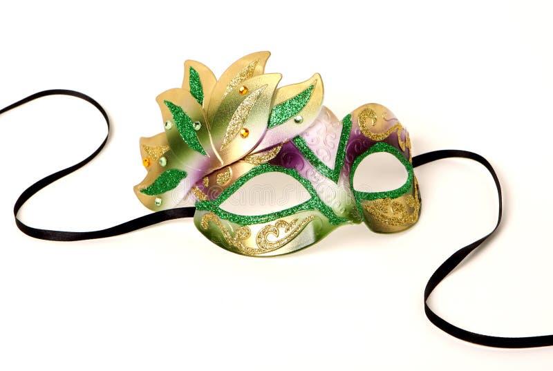 Masque de mardi gras photo libre de droits