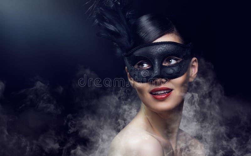 Masque de mascarade photo libre de droits