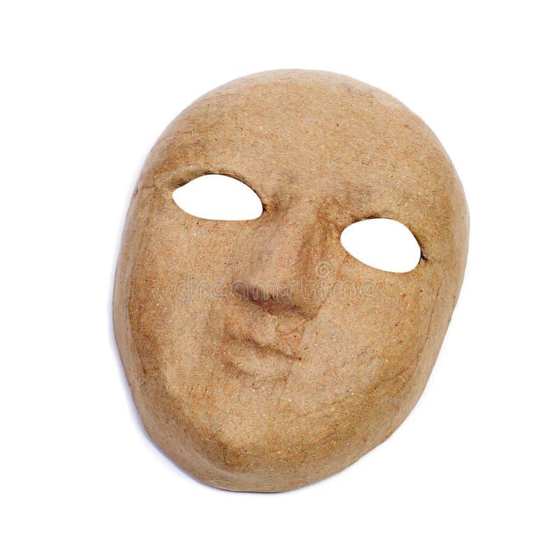 Masque de papier mache image stock image du cache conceptuel 22525173 - Masque papier mache ...