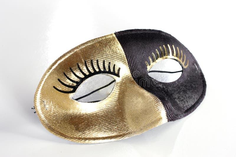 Masque de réception image stock