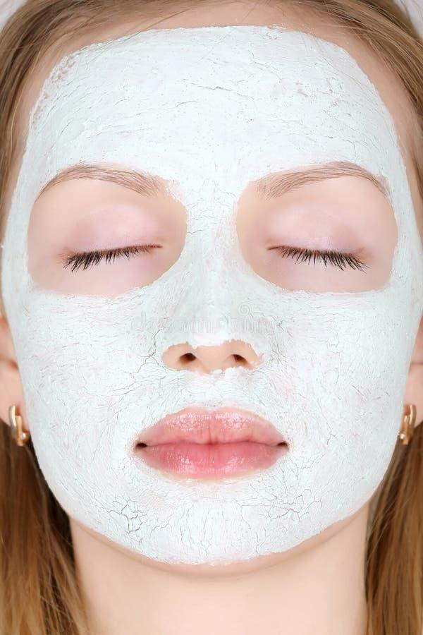 Masque de renivellement photos libres de droits