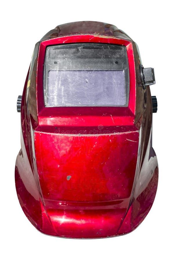 Masque de soudure image stock