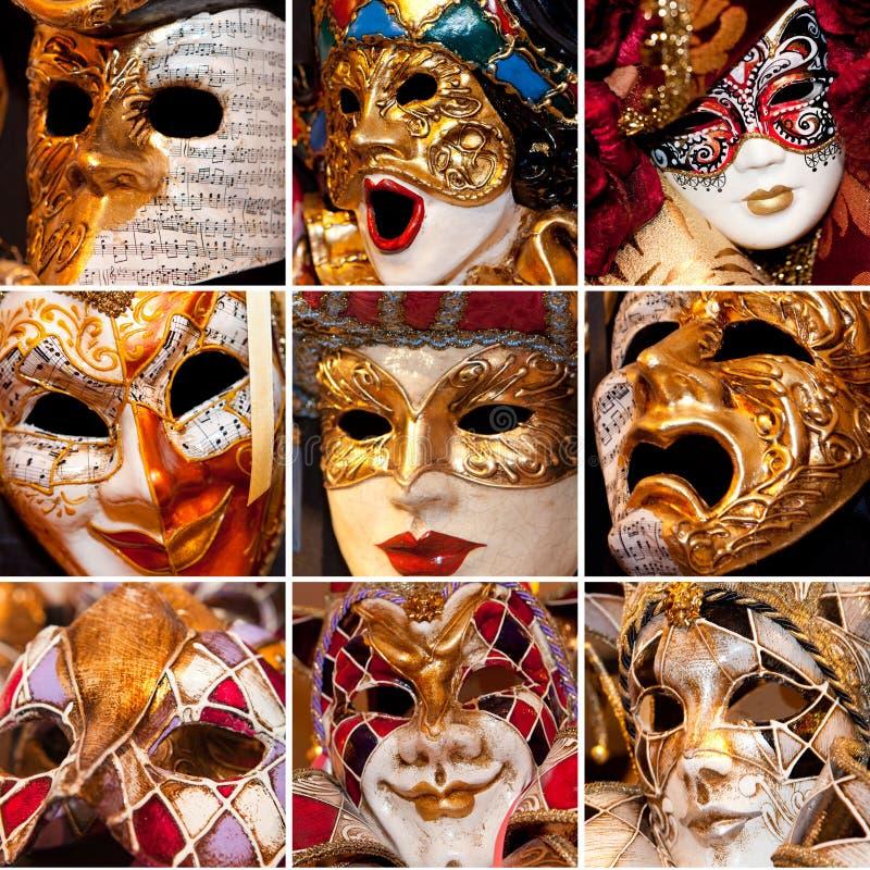 Masque de Venise photos stock