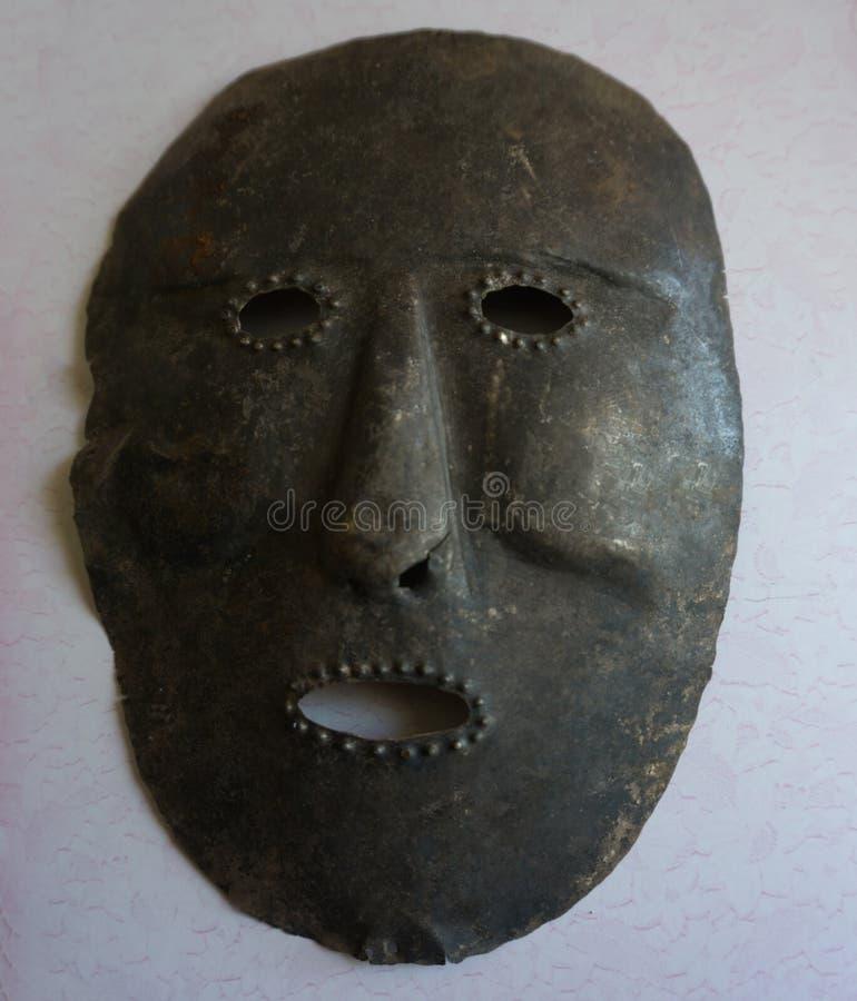 Masque de vintage du prêtre photos libres de droits