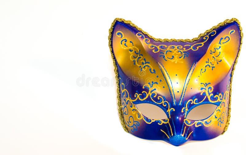 Masque du carnaval de Venise photographie stock libre de droits
