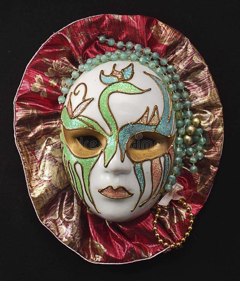 Masque, masque, couvre-chef, costume images libres de droits