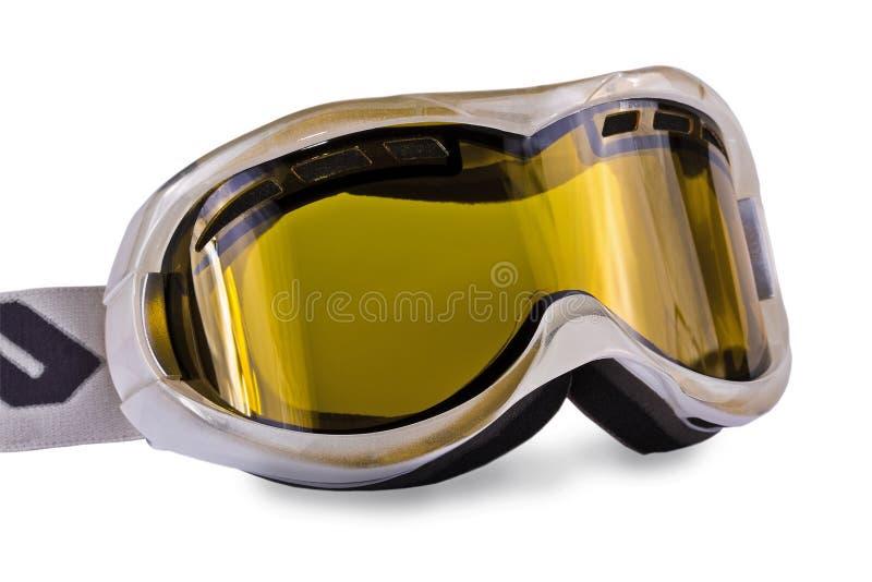 Masque pour le ski photographie stock libre de droits