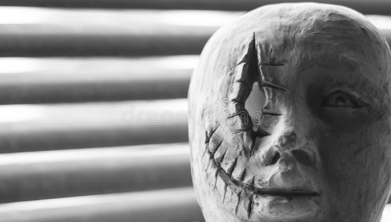 Masque protecteur photographie stock libre de droits