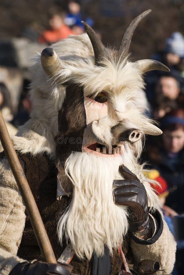 Masque Shaggy images libres de droits