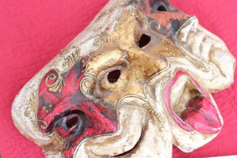 Masque théâtral photo stock