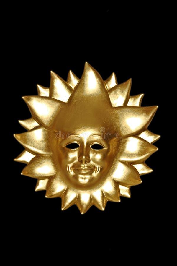 Masque traditionnel de Venise Italie, pour le carnaval image libre de droits