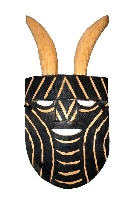 Masque tribal image libre de droits