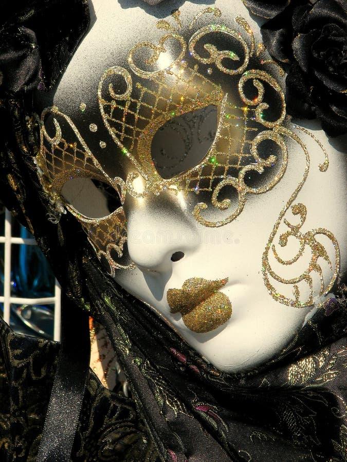 Download Masque vénitien photo stock. Image du bille, porcelaine - 4350154
