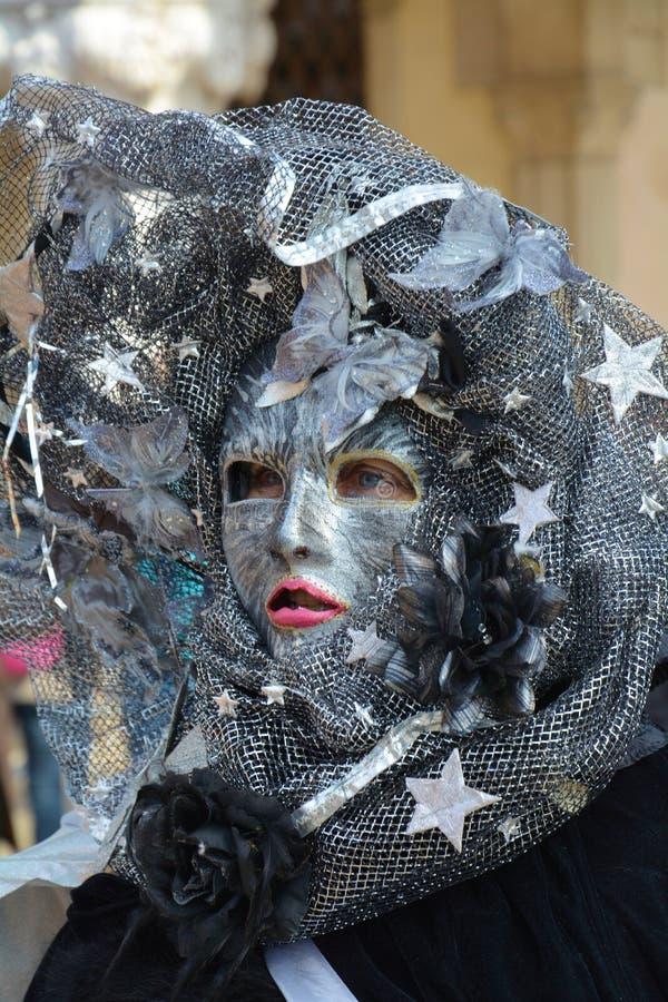 Masque vénitien, Italie photo stock