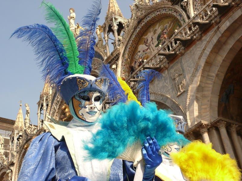 masque Venise de carnaval photographie stock