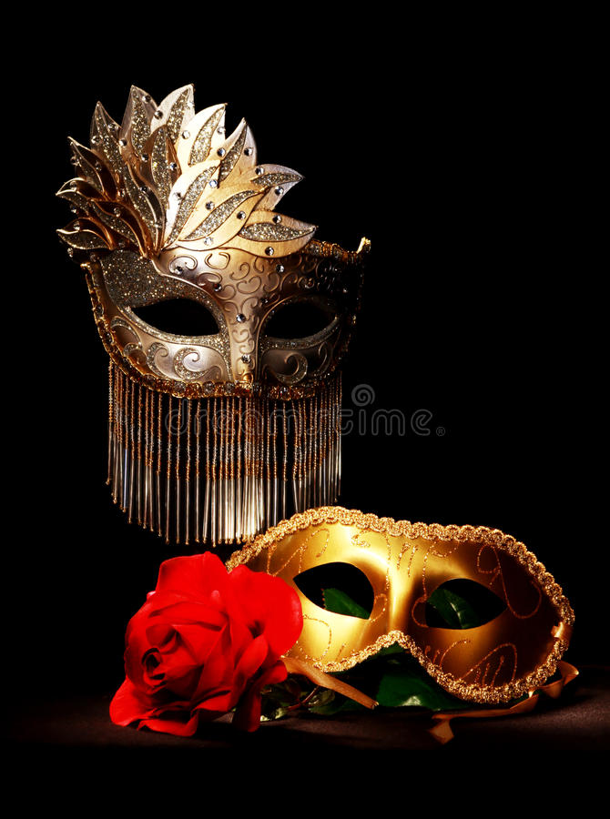 Masquerade Royalty Free Stock Images