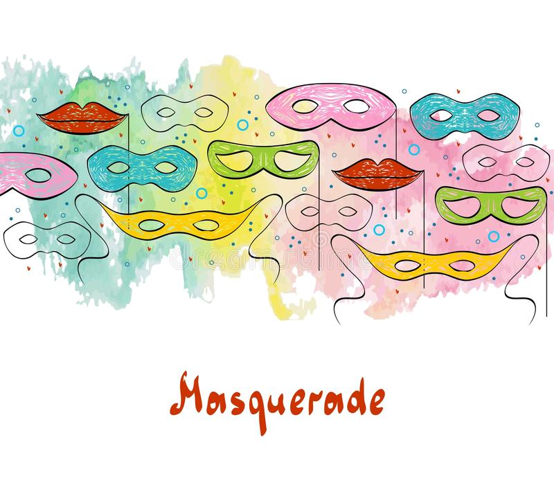 Free Masquerade Stock Photos - 51477153