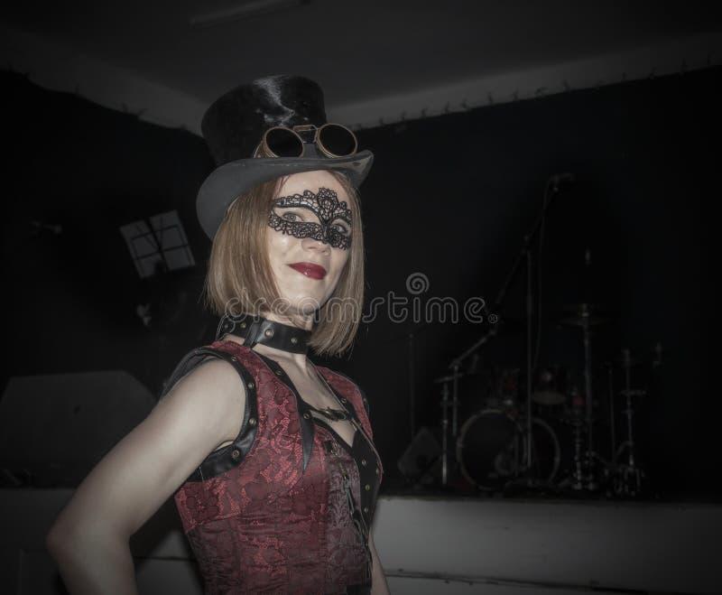 masquerade fotografia stock