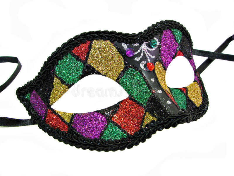 Download Masquerade Ball Party Mask Stock Photo - Image: 18584460