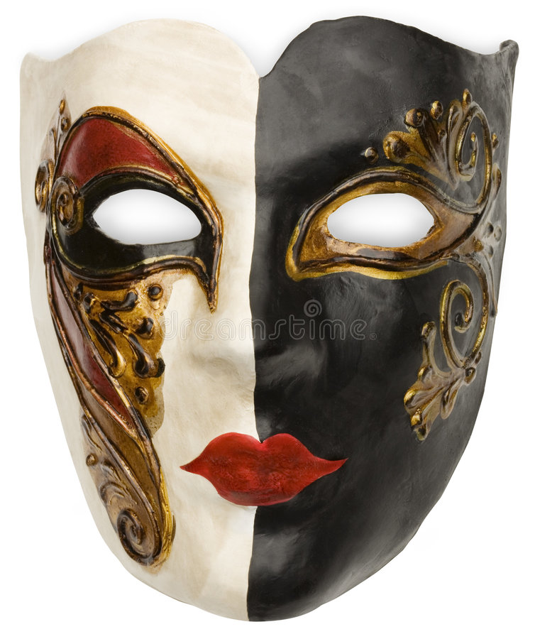 Masquerade Mask royalty free stock photo