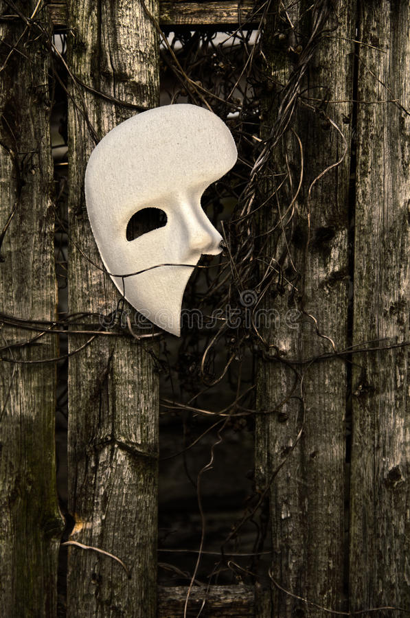 Download Masquerade - Phantom Of The Opera Mask Stock Photo - Image of life, fence: 25232854