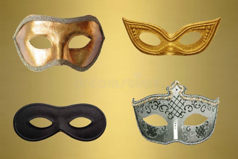 Masques d'oeil illustration libre de droits