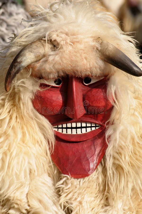 Masques de Busho images stock