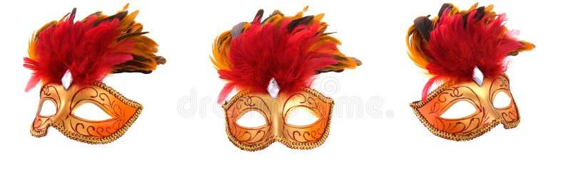 Download Masques De Fantaisie Lumineux Image stock - Image du regard, mardi: 8653517