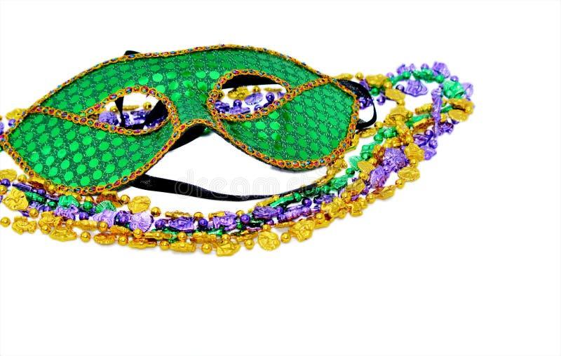 Masques de mardi gras photo stock