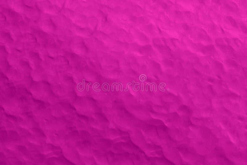 Massa de modelar roxa fundo textured imagem de stock royalty free