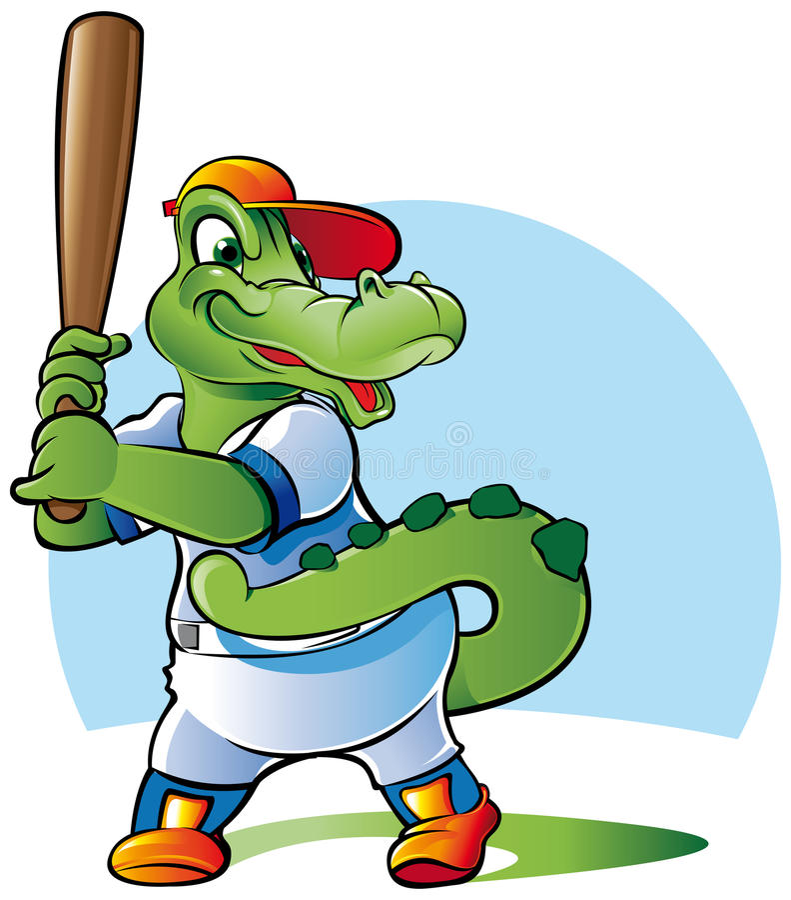 Massa do basebol ilustração royalty free